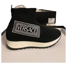 Versace-sneakers-Noir