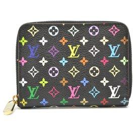 Louis Vuitton-Louis Vuitton Zippy Coin Purse-Black