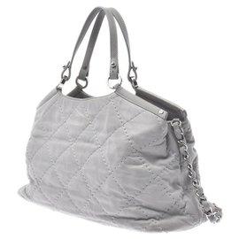 Chanel-Chanel Matrasse Chain-Grey