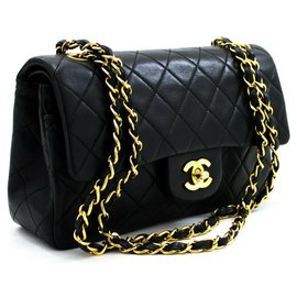 Chanel-Chanel Chain Shoulder Bag-Black