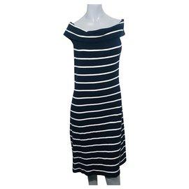 Ralph Lauren-Dresses-White,Blue