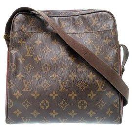 Louis Vuitton-Louis Vuitton Trotteur-Brown