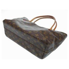 Louis Vuitton-Louis Vuitton Raspail PM-Brown