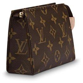 Louis Vuitton-Louis Vuitton Toiletry new-Brown
