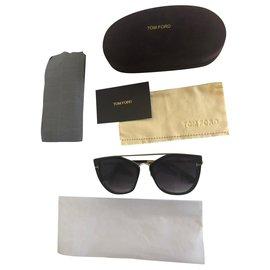 Tom Ford-Sunglasses-Black