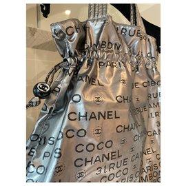 Chanel-31 rue CAMBON Monogramme-Grey