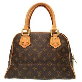 Louis Vuitton-Louis Vuitton Manhattan-Brown
