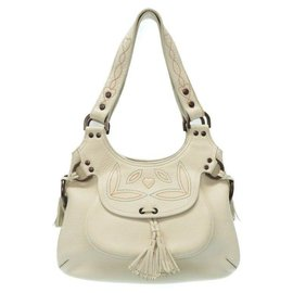 Mulberry-Mulberry handbag-White