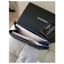 Chanel-Chanel Pochette-Blue