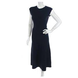 Sandro-Dresses-Dark blue