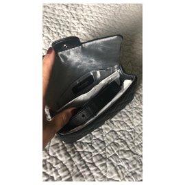 Chanel-Sac ceinture uniforme-Noir