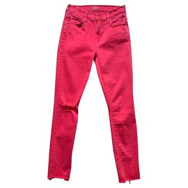 Mother-Jeans-Red