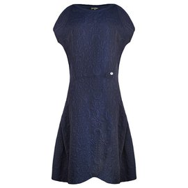 Chanel-Versailles Runway Look #1 Dress-Blue