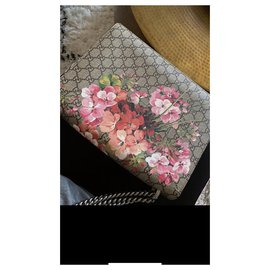 Gucci-Gucci  dyosinus GG blooms-Gris