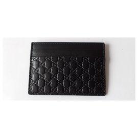 Gucci-Bourses, portefeuilles, cas-Noir