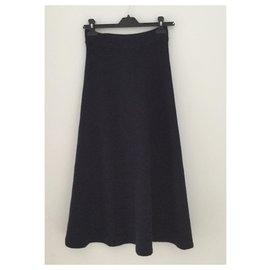 Chloé-Skirts-Navy blue