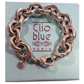 Clio Blue-Bracelets-Argenté