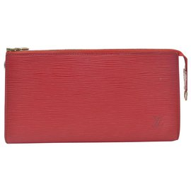 Louis Vuitton-Louis Vuitton Pochette Accessoires-Red
