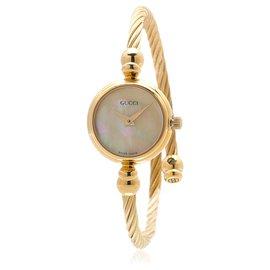 Gucci-Gucci Gold 2700.2L Watch-Golden