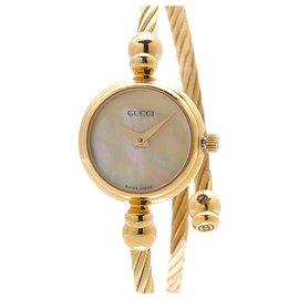 Gucci-Gucci Gold 2700.2Montre L-Doré