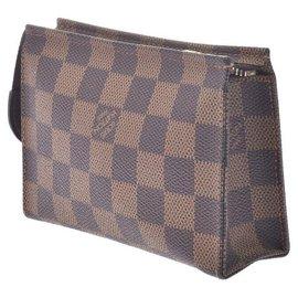 Louis Vuitton-Louis Vuitton Cracking Kit 15-Brown