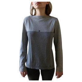 Chanel-Top tunique Chanel-Gris
