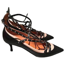 Valentino Garavani-Des sandales-Noir