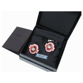 Prada-Prada earrings-Pink