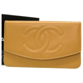 Chanel-Chanel long wallet-Other