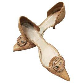 Prada-sandales Prada-Beige