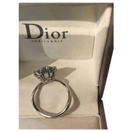 Christian Dior-Ring yes Dior Aigue Marine-Blue