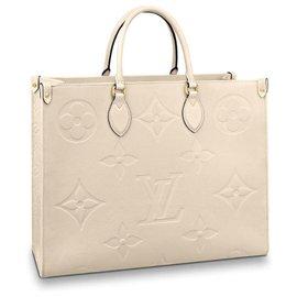 Louis Vuitton-Onthego Louis Vuitton-Cru