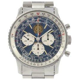 Breitling-BREITLING PATROUILLE DE FRANCE Eine Uhr11021 0056-Silber