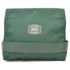 Hermès-Hermès Novelty Clutch Bag-Green