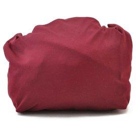 Fendi-Sac à bandoulière en nylon Fendi-Rouge