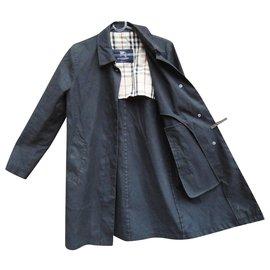 Burberry-Burberry London women's raincoat 36-Black