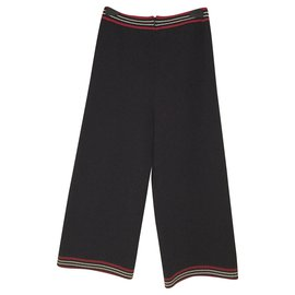 Gucci-Un pantalon, leggings-Noir