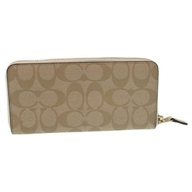 Coach-Coach Signature Long wallet-Other