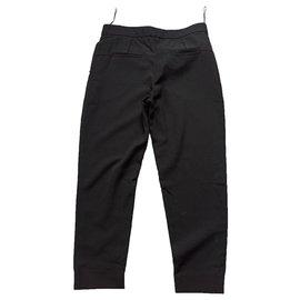 Balenciaga-Un pantalon, leggings-Noir