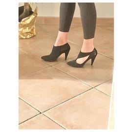 Balenciaga-Heels-Black,Grey,Dark grey
