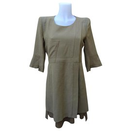 Chloé-Dresses-Green