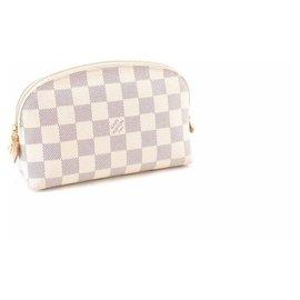 Louis Vuitton-Louis Vuitton Azure Pochette-White