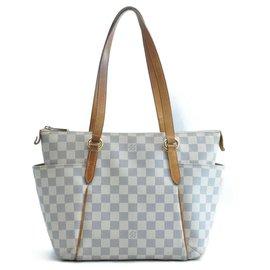 Louis Vuitton-Louis Vuitton Azur Totally PM-White