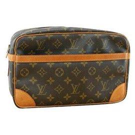Louis Vuitton-Louis Vuitton Compiegne-Brown