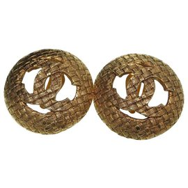 Chanel-Chanel COCO Mark-Golden