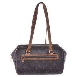 Louis Vuitton-Louis Vuitton Cite MM-Brown