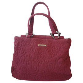 Yves Saint Laurent-Handbag-Prune