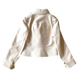 Louis Vuitton-Perfecto Blanc Vuitton-Blanc
