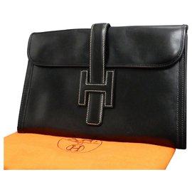 Hermès-Hermès Jige PM-Black