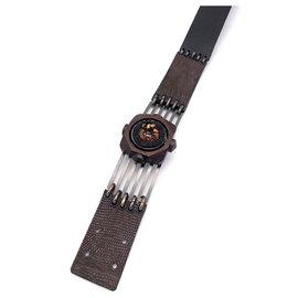 Lanvin-Belts-Brown